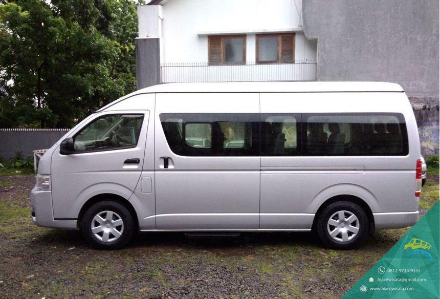 Sewa Mobil Hiace di Bekasi dan Cikarang
