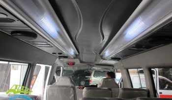 Isuzu Elf Short 15 Seat full