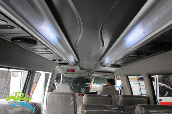 Isuzu Elf Short 15 Seat full