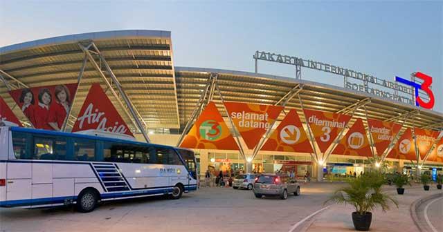 Bandara Soekarno-Hatta Terminal 3 ultimate