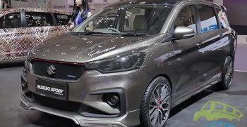 Suzuki All New Ertiga Sport Concept