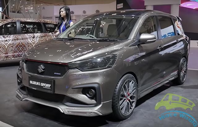 Suzuki All New Ertiga Sport Concept