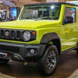 Suzuki Jimny Generasi Ke empat