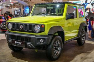 Suzuki Jimny Genarasi ke 4