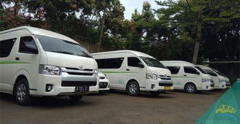 Sewa Hiace murah terbaik di Tangerang