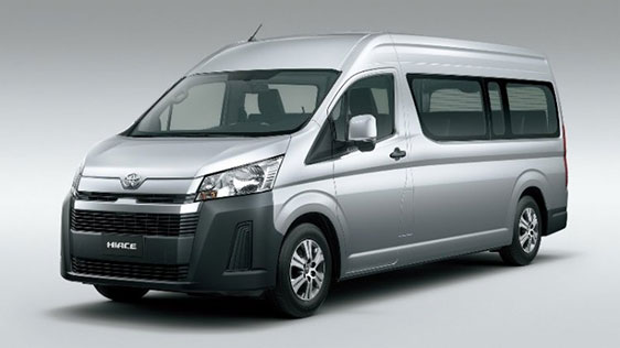 All New Toyota Hiace 2019