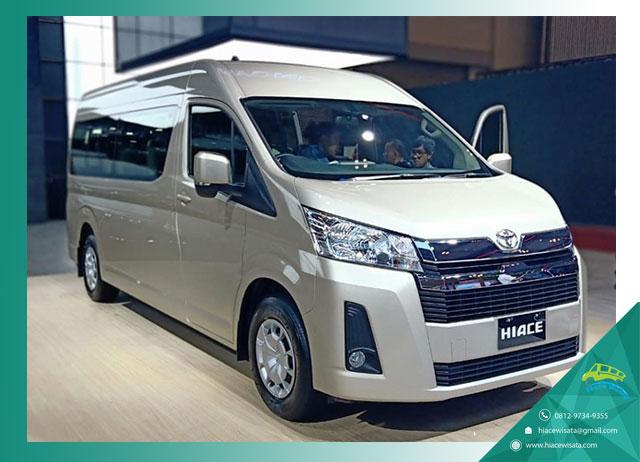 Toyota Hiace Generasi Terbaru