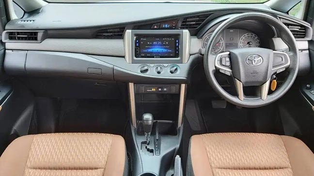 Toyota Innova Reborn full