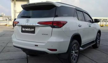 Toyota Fortuner VRZ full