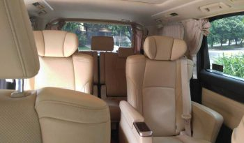 Toyota Alphard Transformer full
