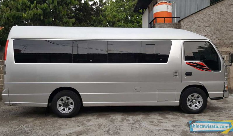 Isuzu Elf Long 19 Seat full