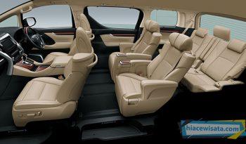 Toyota Alphard Transformer full