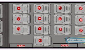 Isuzu Elf Long 19 Seat full